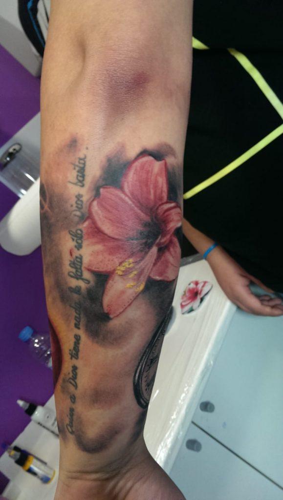 Estudio de tatuajes en Mostoles